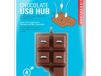 Chocolate USB Hub