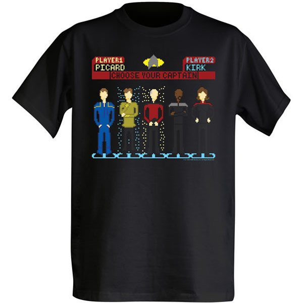 Choose-Your-Captain-t-shirt