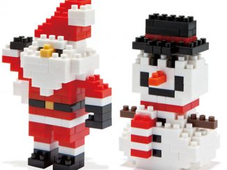 Christmas Nanoblocks