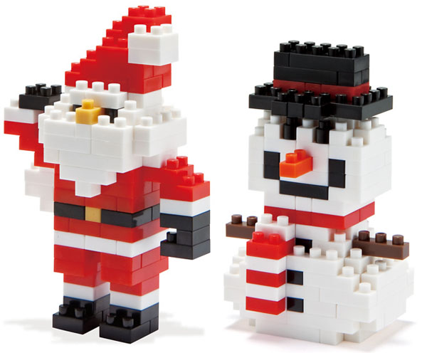 Christmas Nanoblocks