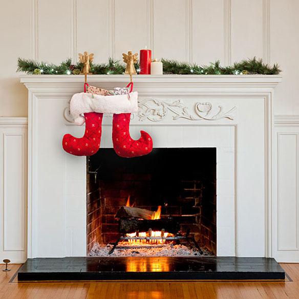 Christmas Pi Stocking
