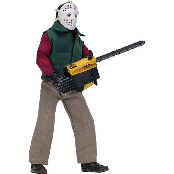 Christmas Vacation Chainsaw Clark Action Figure