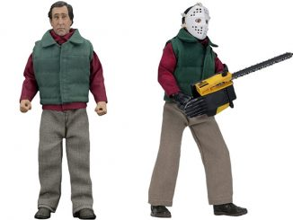 Christmas Vacation Clark Chainsaw Action Figure