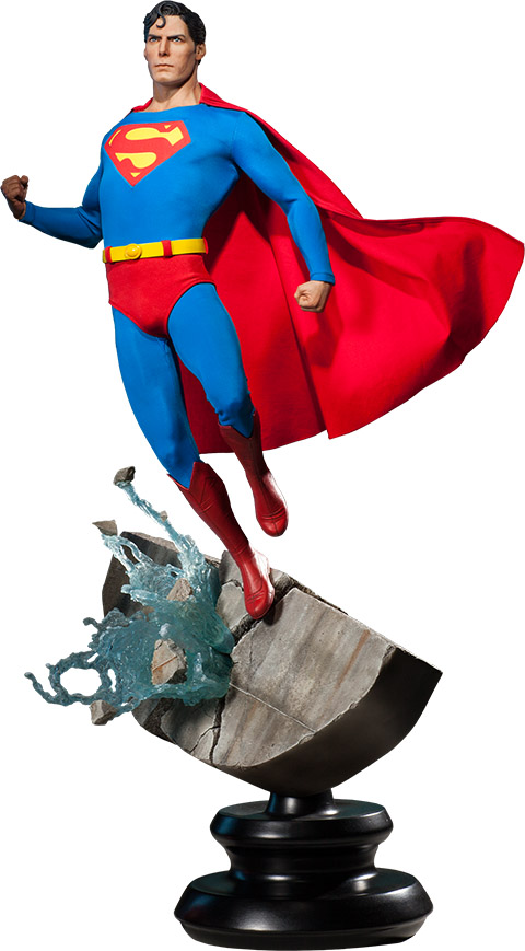 Christopher Reeve Superman Premium Format Figure
