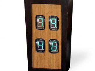 Chroniker - The Electroluminescent Clock