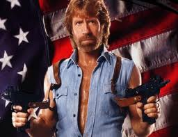 Chuck Norris in Invasion USA