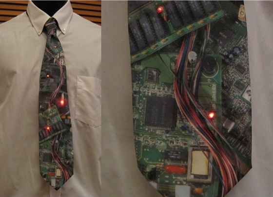 Circuit Board LED Tie