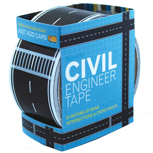 Civil Engineer Tape