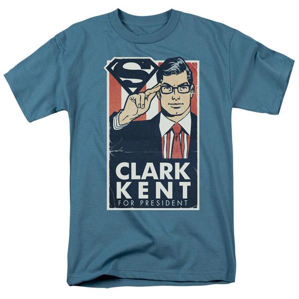 Clark Kent For President T-Shirt