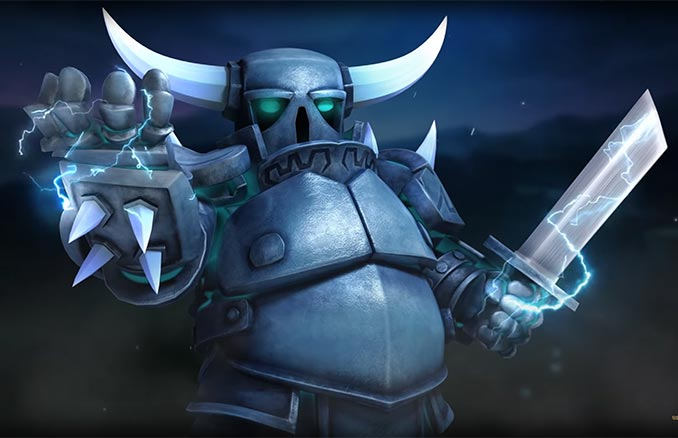 Clash of Clans Super PEKKA and Mega Tesla Update