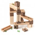 Classic Blocks & Marbles Set