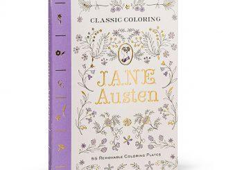 Classic Coloring Jane Austen