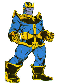 Classic Looking Thanos