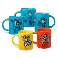 Classic Mega Man Mugs