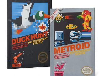 Classic NES Box Art - Exclusive Canvas Art