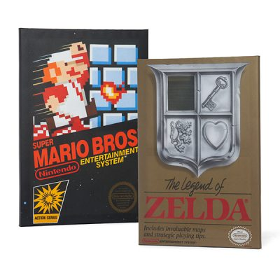 Classic NES Box Art - Exclusive Canvas Art