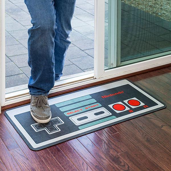 Classic NES Controller Floor Mat