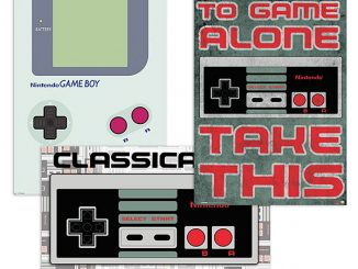 Classic Nintendo Posters
