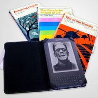 Classic Novel Kindle Covers
