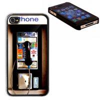 Classic Public Payphone iPhone 4 Case