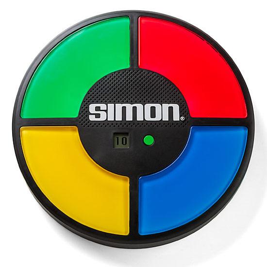 Classic Simon Game