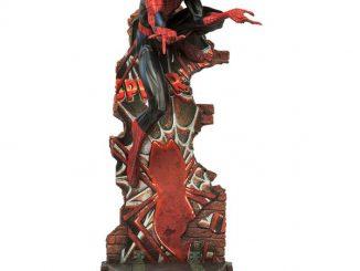 Classic Spider-Man Marvel Statue