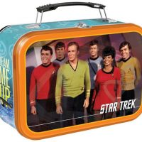 Classic Star Trek Lunch Box