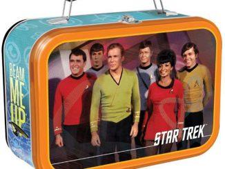 Classic Star Trek Lunch Box