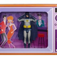 Classic TV Series Batusi Batman Action Figure