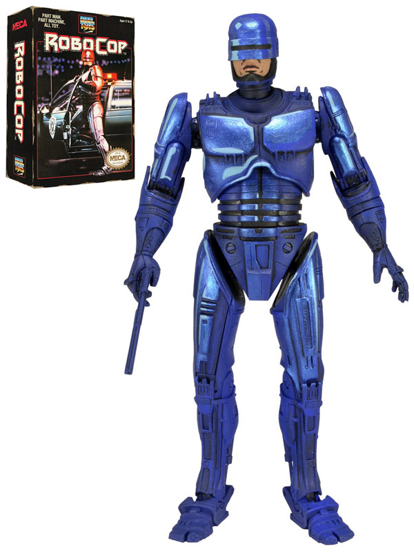 Classic Video Game RoboCop