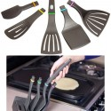 ClickNCook Modular Spatula System with Storage Block