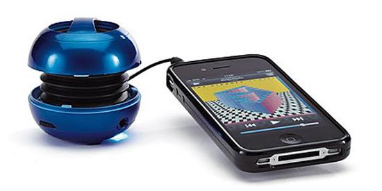 Clip Sonic Foldable Speaker