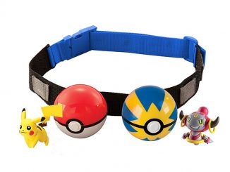 Clip 'n' Carry Poké Ball Belt