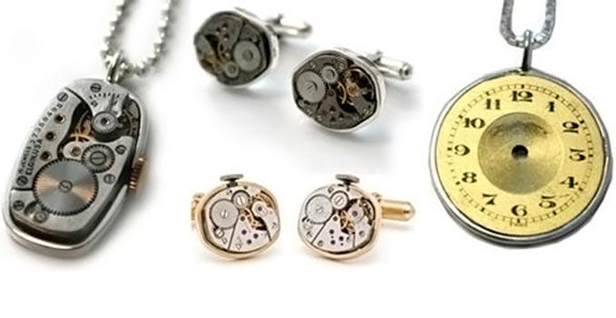 Clockpunk Jewelry
