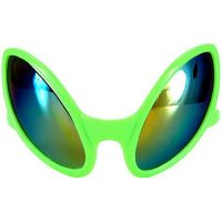 Close Encounter Alien Sunglasses