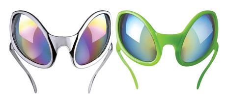 Close Encounter Sunglasses