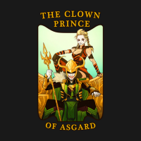 Clown Prince of Asgard Shirt