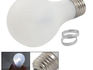 Clowns Comedians Trick Gimmick Magic White Light Bulb