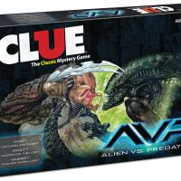 Clue Alien vs Predator