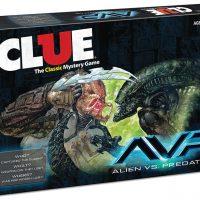 Clue Alien vs Predator