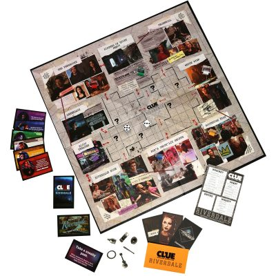 Clue Riverdale Board Game