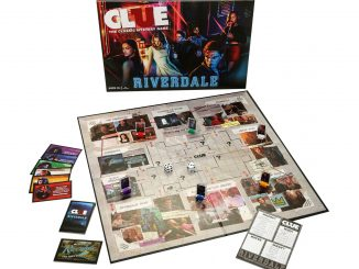 Clue Riverdale Edition Board Game