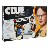 Clue The Office Edition Board Game Box