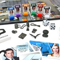 Clue The Office Edition Board Game Detail