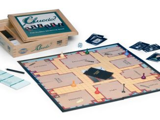 Cluedo Nostalgia Board Game
