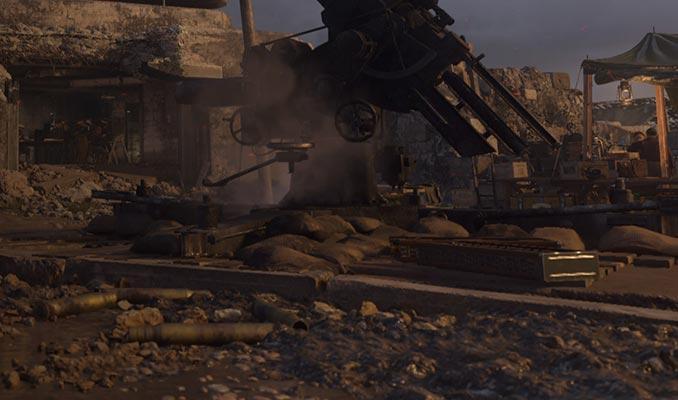 Call of Duty: WWII Blitzkrieg Gear