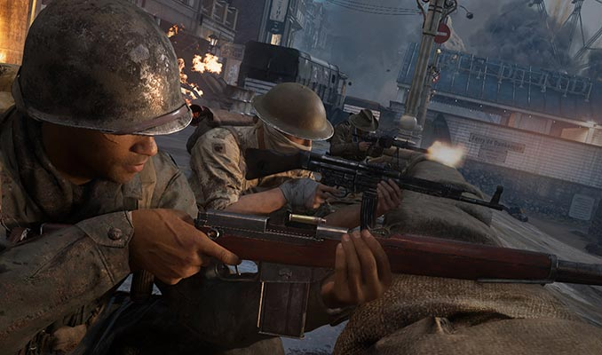 Call of Duty: WWII Blitzkrieg Party Up 2XP