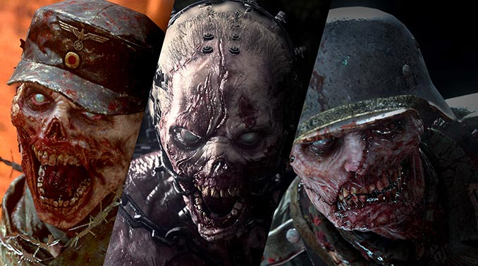 Call of Duty: WWII - United Front Zombies: The Tortured Path