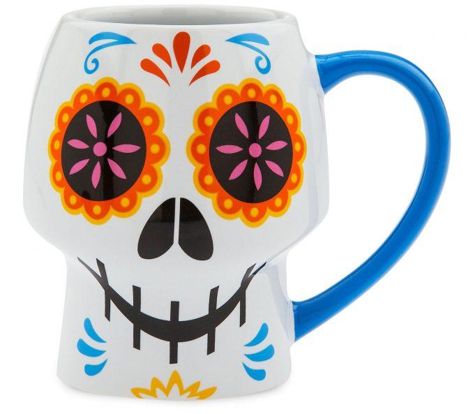 Coco Sugar Skull Mug
