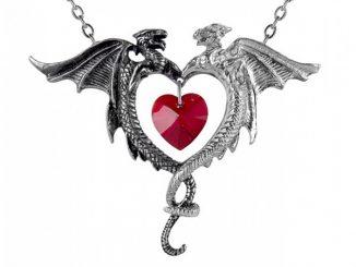 Coeur Sauvage Necklace Pendant